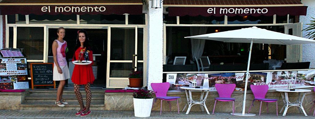 el momento, Bar und Restaurant, Cala Figuera, das Team